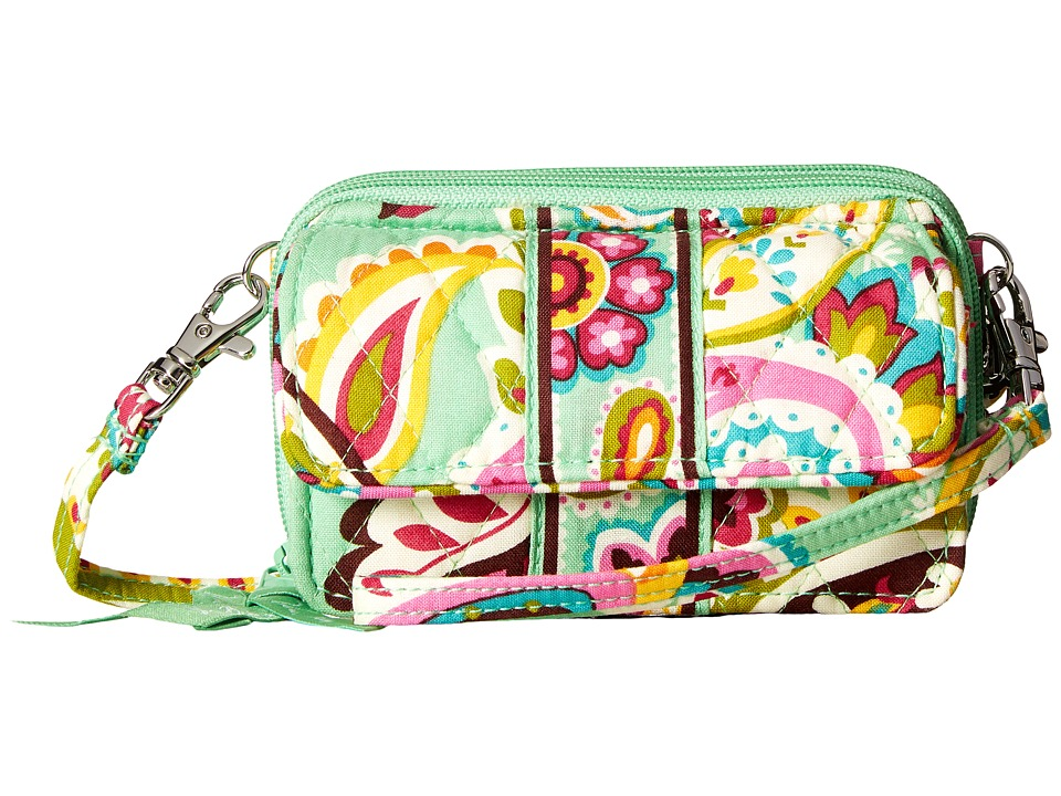 Vera Bradley - Smartphone Wristlet (Tutti Frutti) Wristlet Handbags