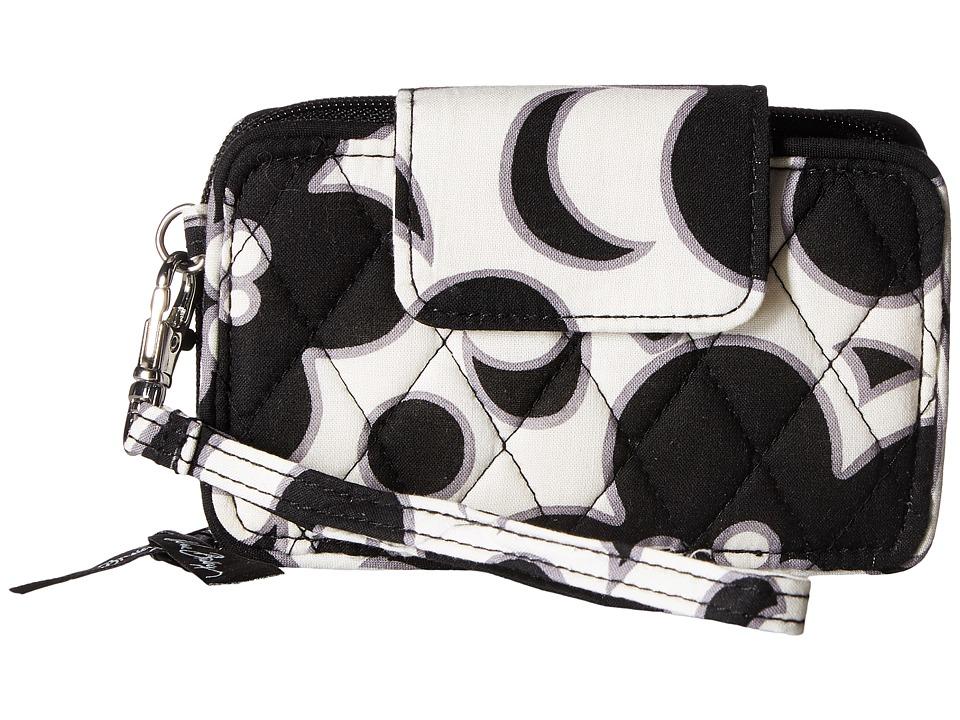 Vera Bradley - Smartphone Wristlet (Night & Day) Wristlet Handbags