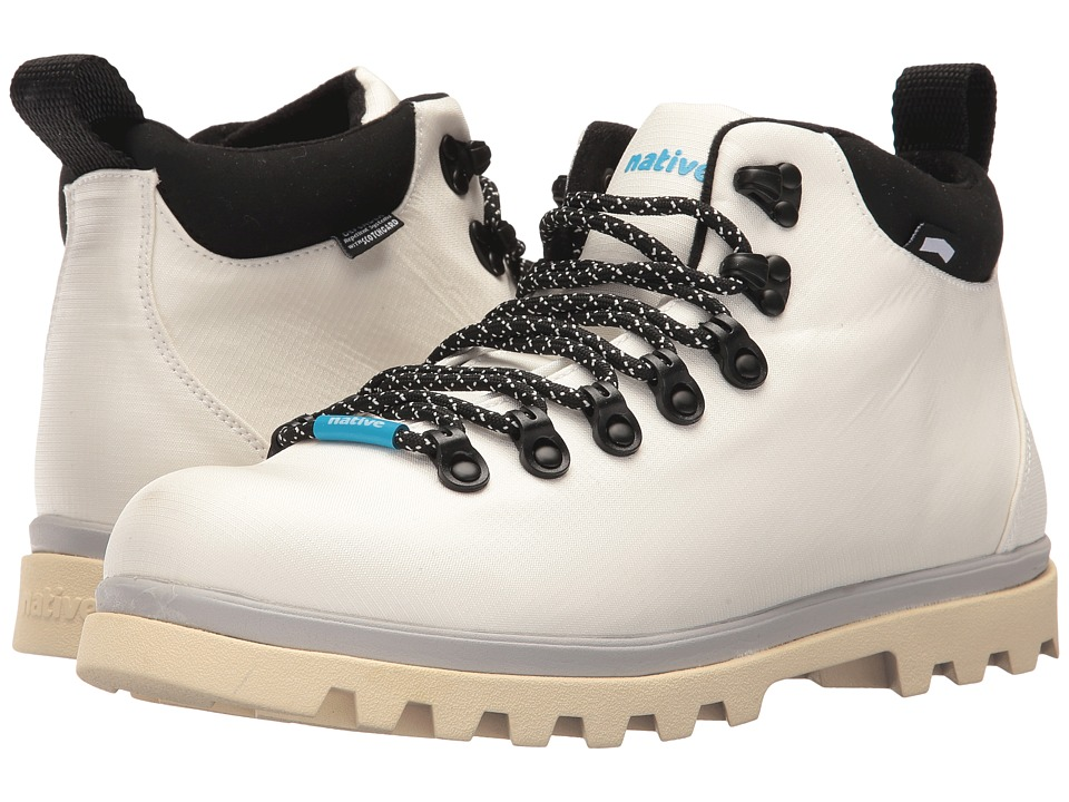 Native Shoes Fitzsimmons Treklite (Shell White/Mist Grey/Bone White) Shoes