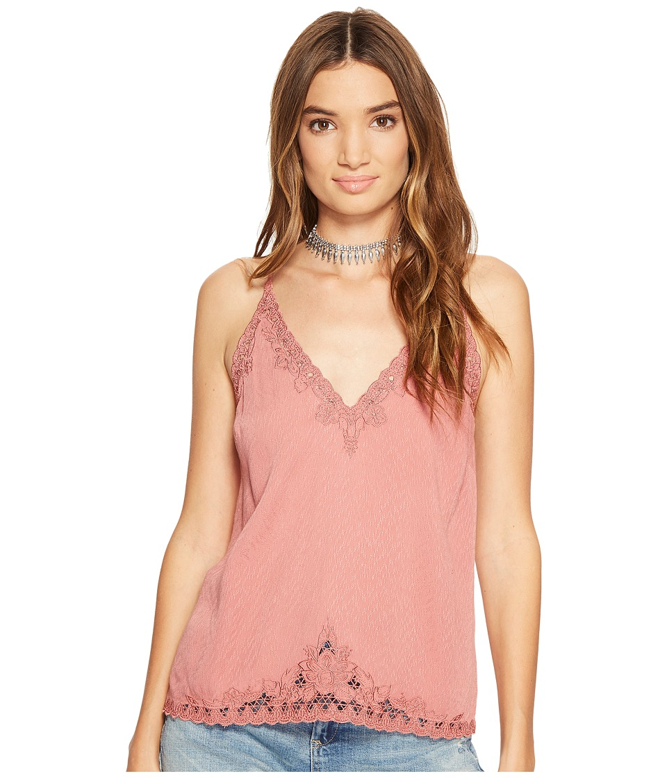 ASTR the Label - Talia Top (Watermelon Pink) Women's Clothing