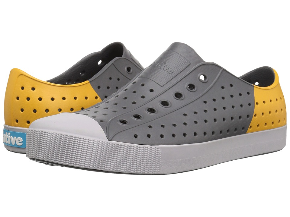 Native Shoes Jefferson (Dublin Grey/Mist Grey/Dart Block) Shoes