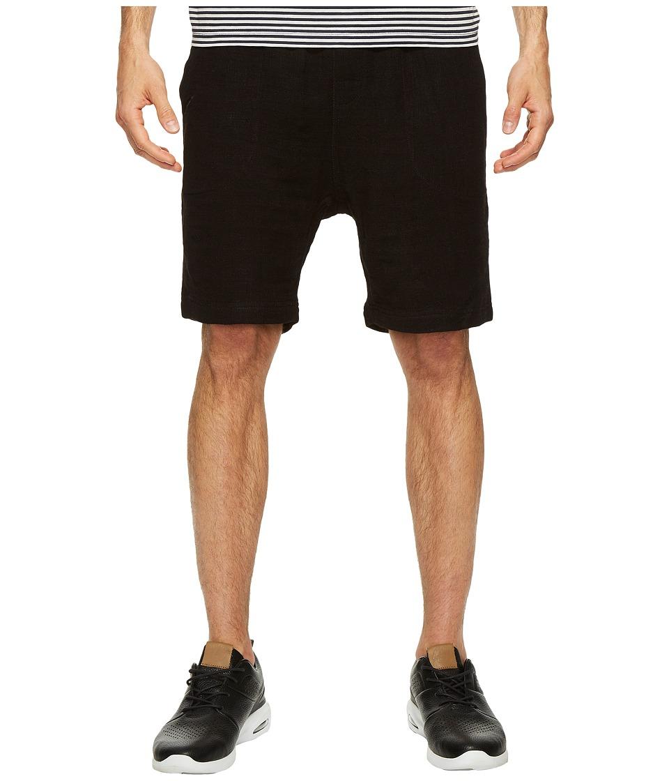 Publish - Ezraa Shorts (Black) Men's Shorts