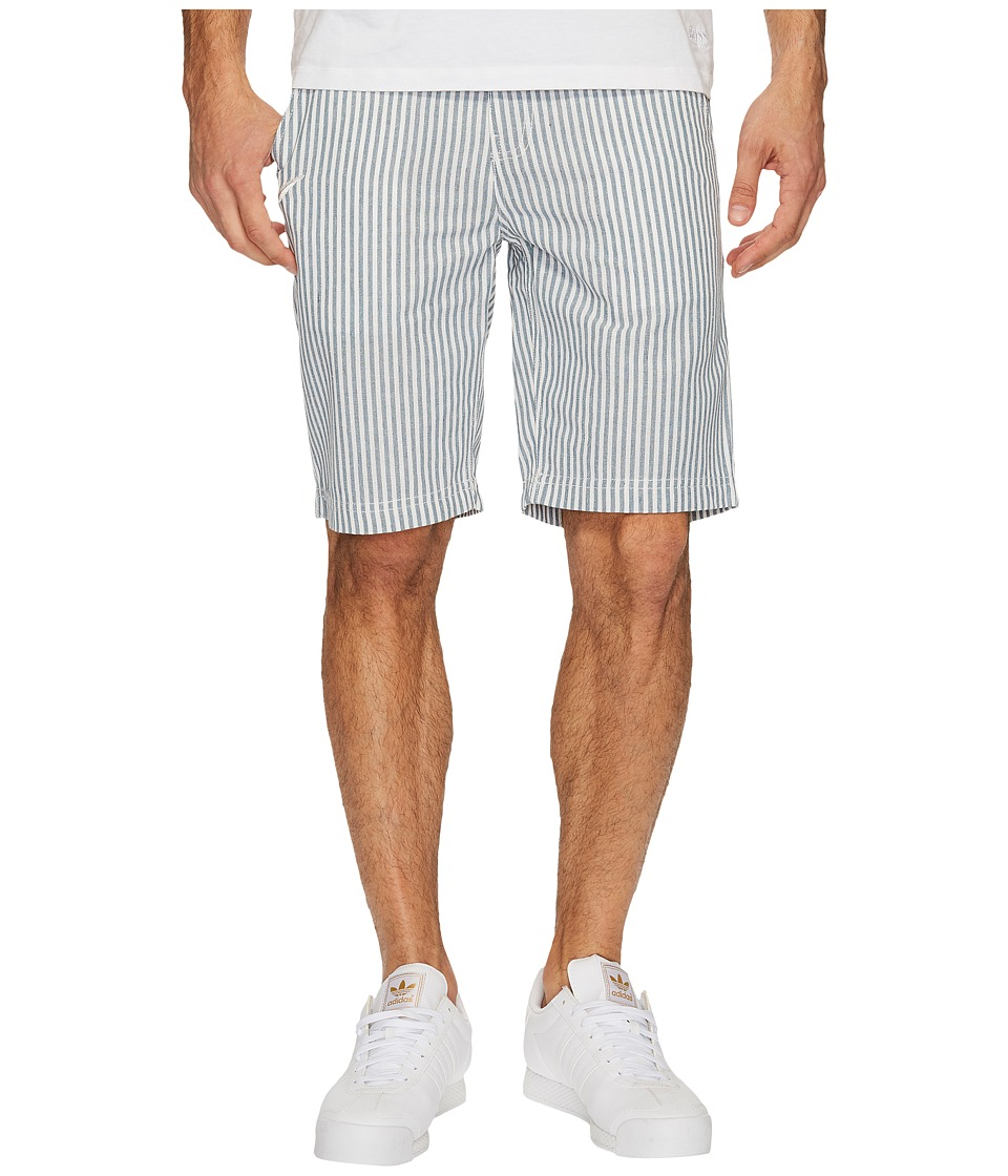 Publish - Barnaby Shorts (Slate) Men's Shorts