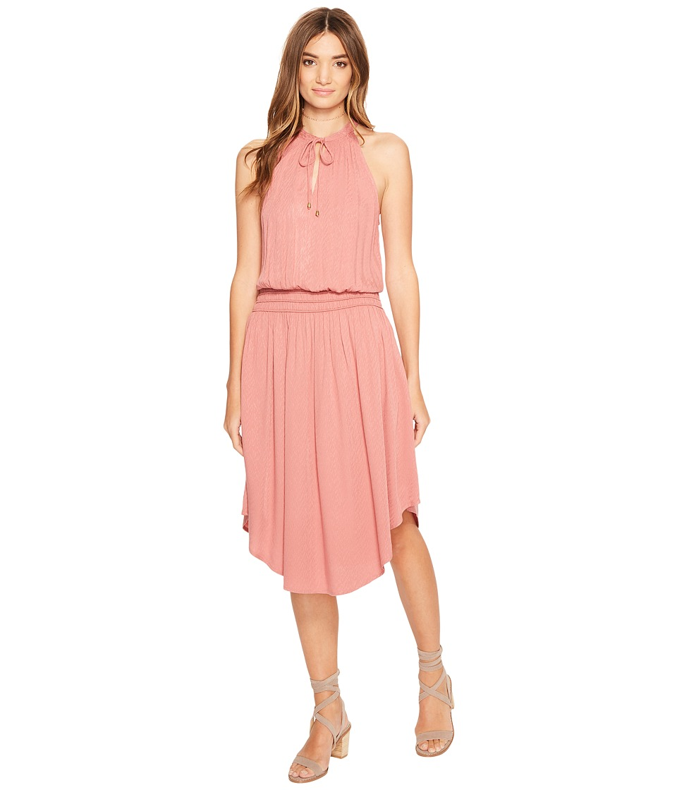 ASTR the Label - Elisa Dress (Watermelon Pink) Women's Dress
