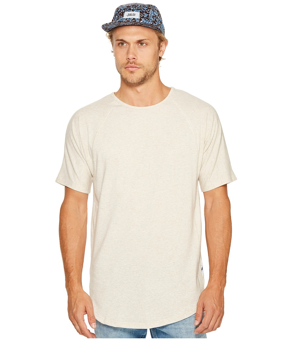 Publish - Finnt Raglan T-Shirt (Natural) Men's T Shirt
