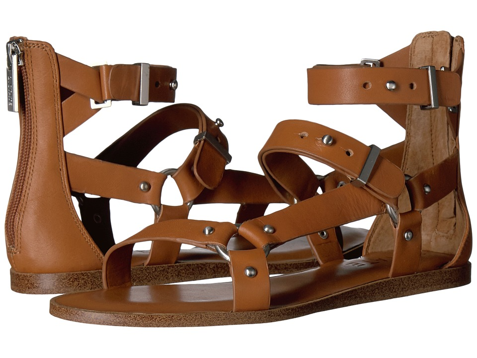 1.STATE - Channdra (Tan) Women's Sandals