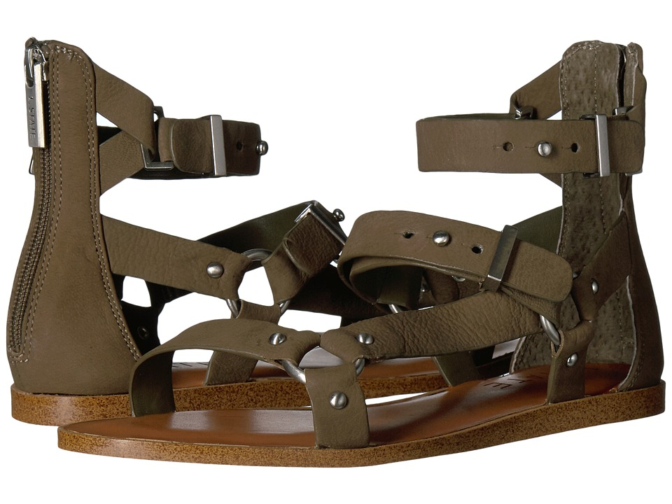 1.STATE - Channdra (Grasshopper) Women's Sandals