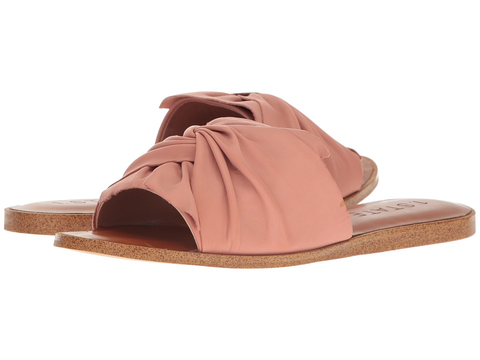 1.STATE - Chevonn (Blush) Women's Slide Shoes