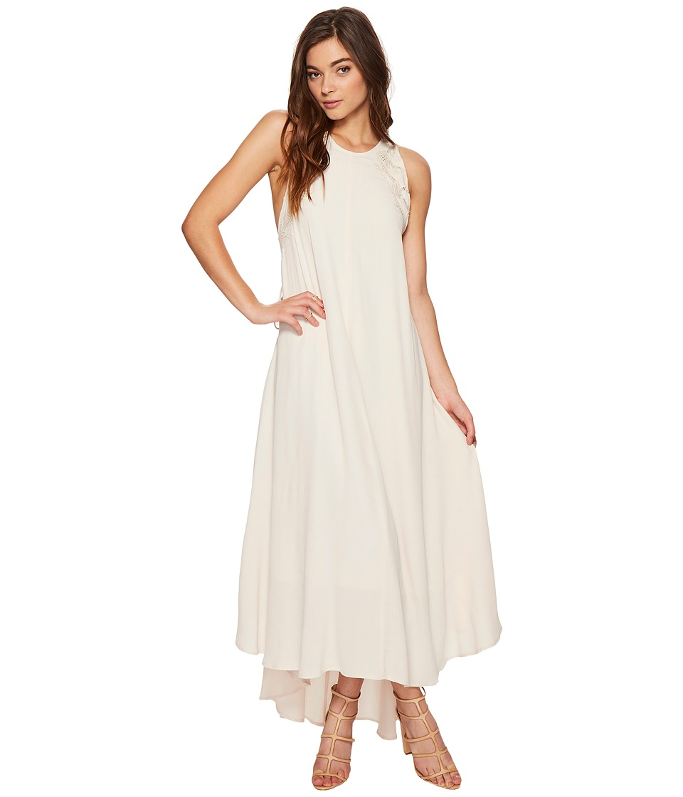 ASTR the Label - Victoria Dress (Ecru) Women's Dress