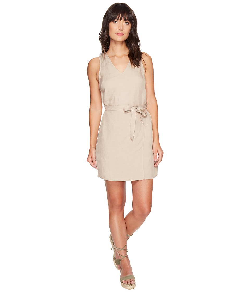 ASTR the Label - Odette Dress (Taupe) Women's Dress