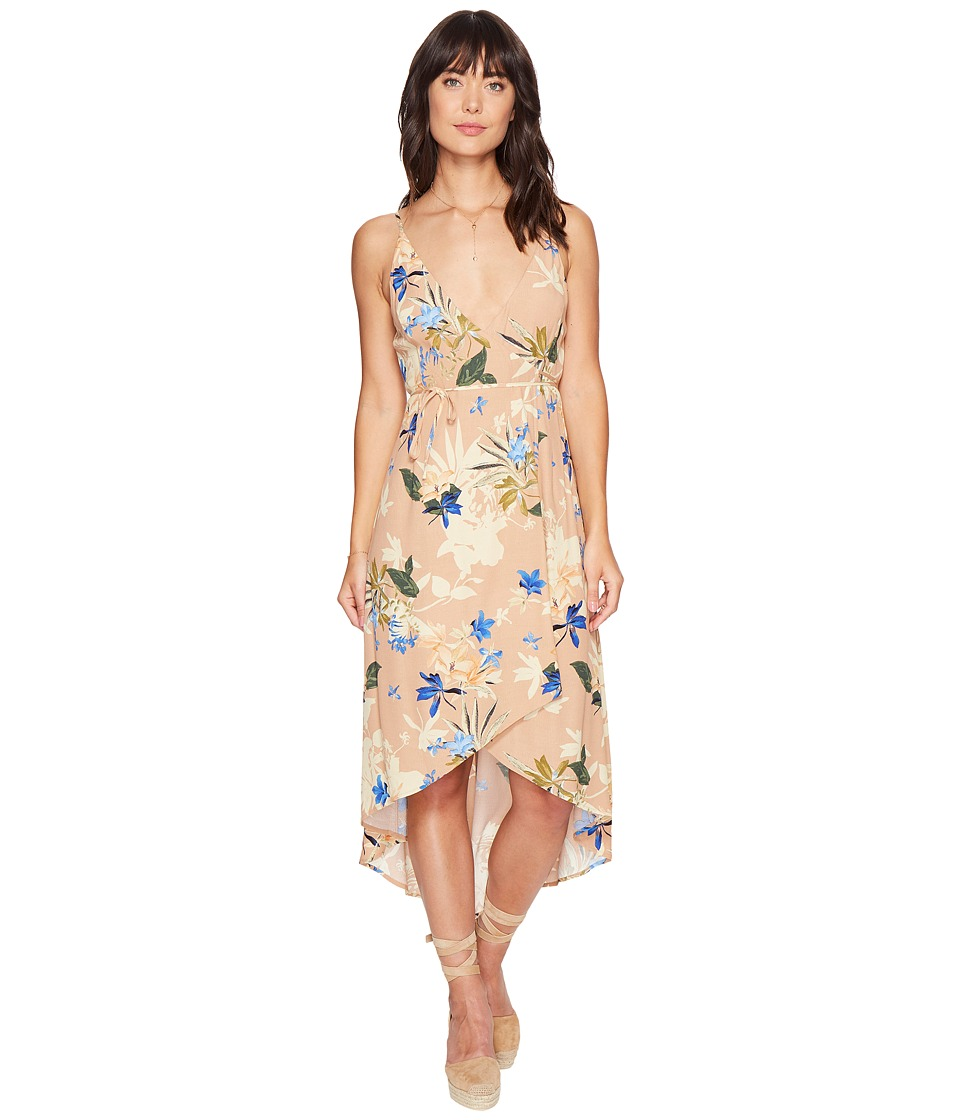 ASTR the Label Carla Dress (Paradise Floral) Women
