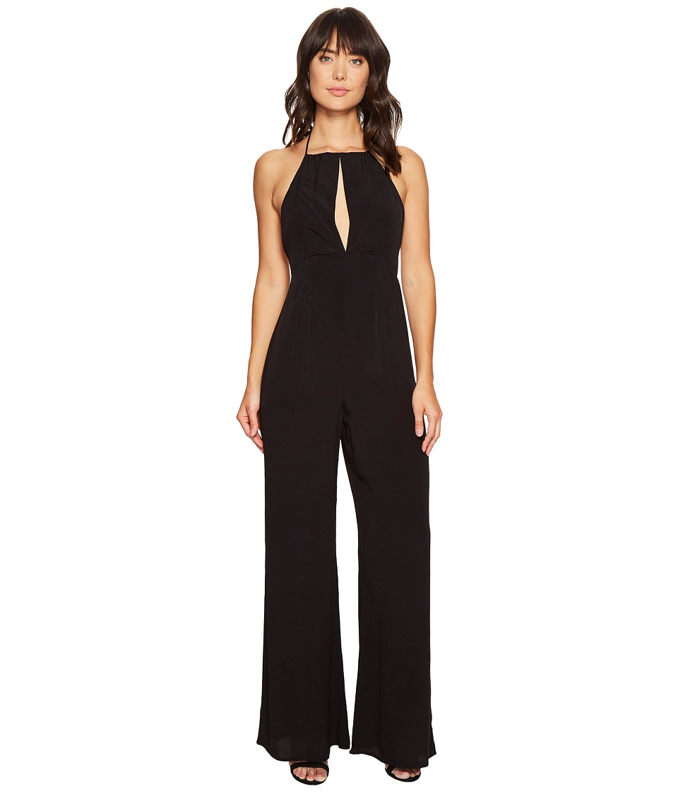 ASTR the Label - Cassandra Jumpsuit (Black) Women's Jumpsuit & Rompers One Piece