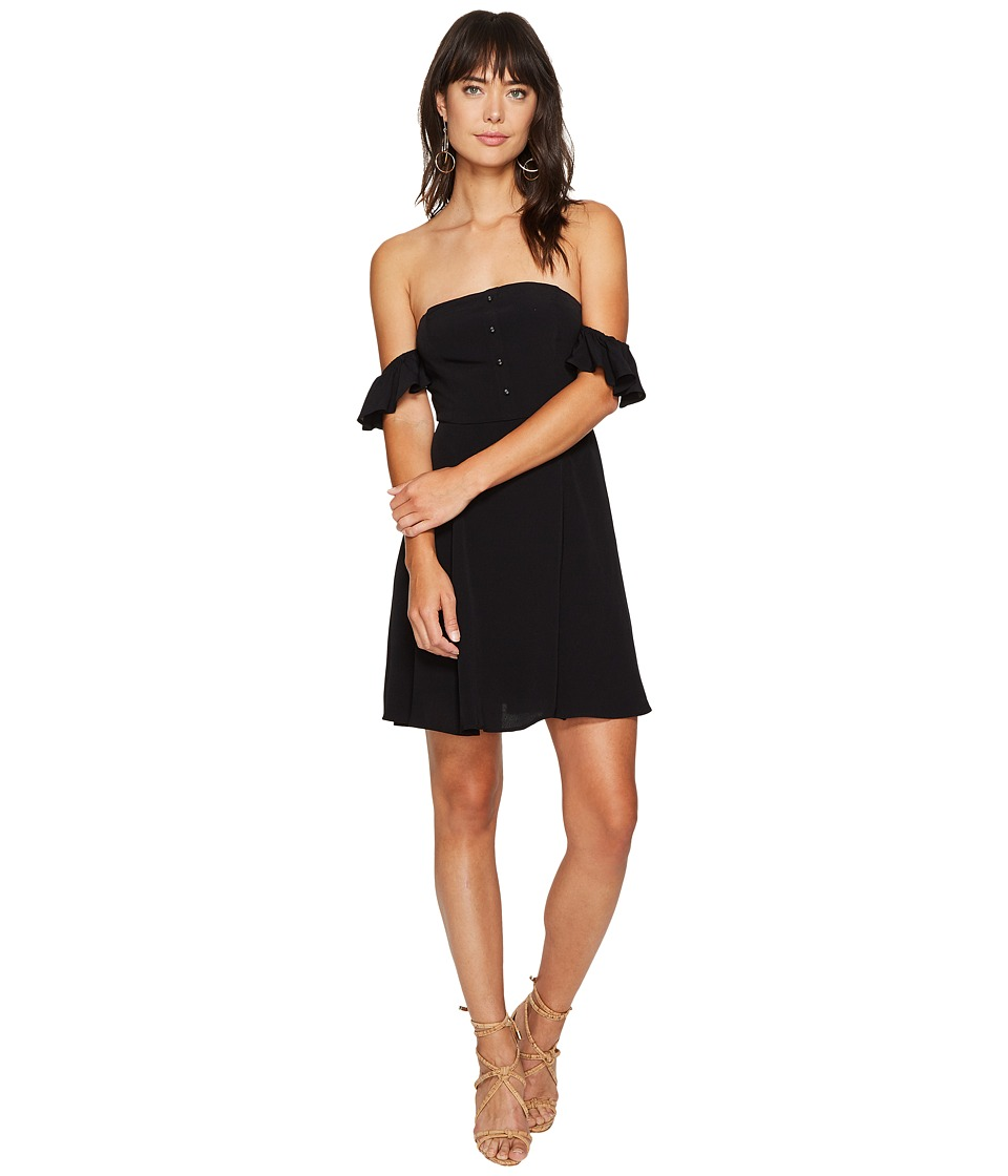 ASTR the Label Rosaria Dress (Black) Women