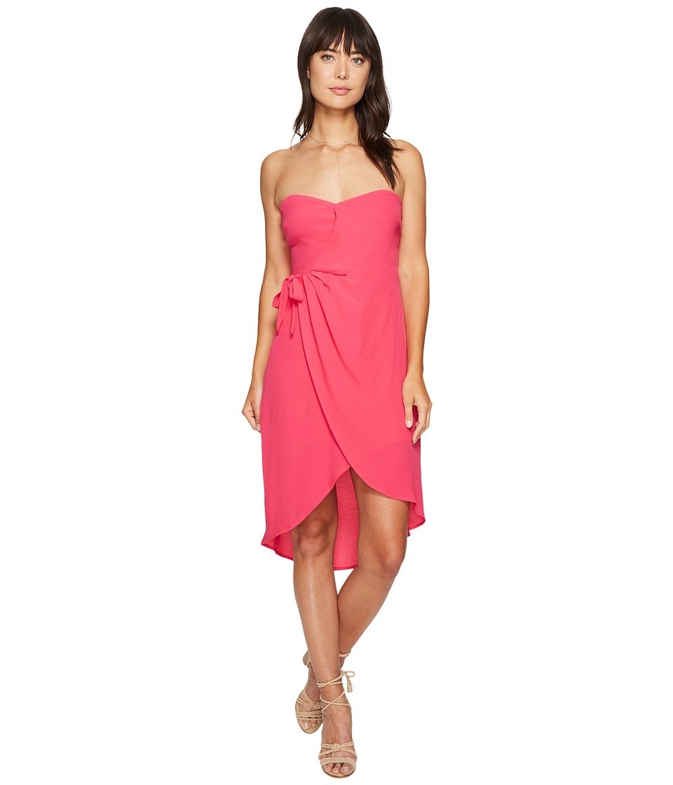ASTR the Label Josefina Dress (Pink Punch) Women