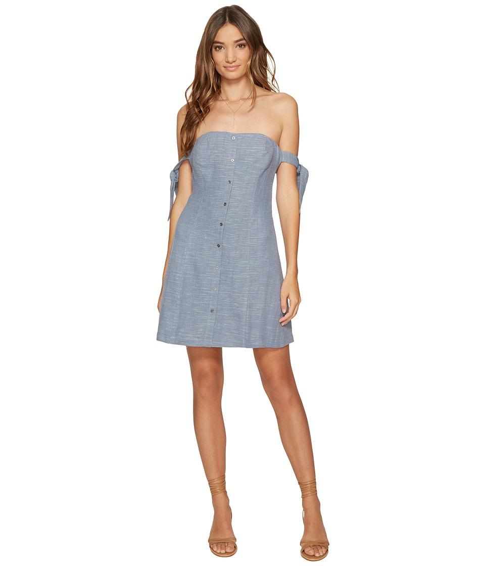 ASTR the Label - Araceli Dress (Sky Blue) Women's Dress
