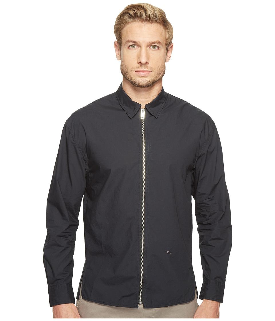 Diesel - S-Nigel Shirt (Black) Men's Clothing
