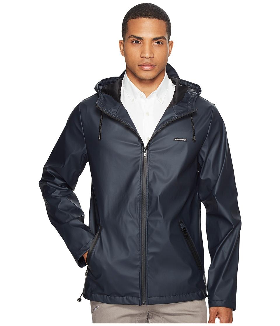 Members Only - Storm Jacket (Navy) Men's Coat