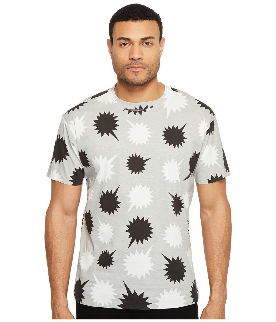 Diesel - T-Wallace-NB T-Shirt (Black) Men's T Shirt