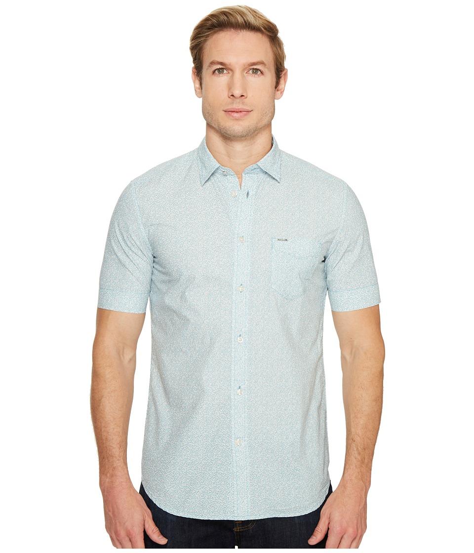 Diesel - S-Wop Shirt (Milky Blue) Men's Clothing