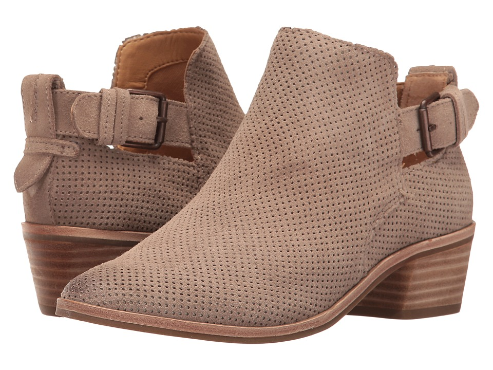 Dolce Vita - Kaila (Taupe Suede) Women's Shoes