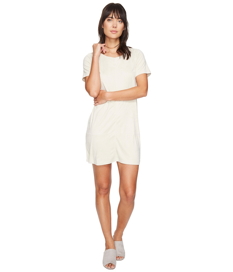 Bishop + Young - Ivy Shift Dress (Stone) Women's Dress