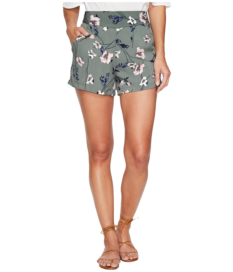 Bishop + Young - Ana Pocket Shorts (Print) Women's Shorts