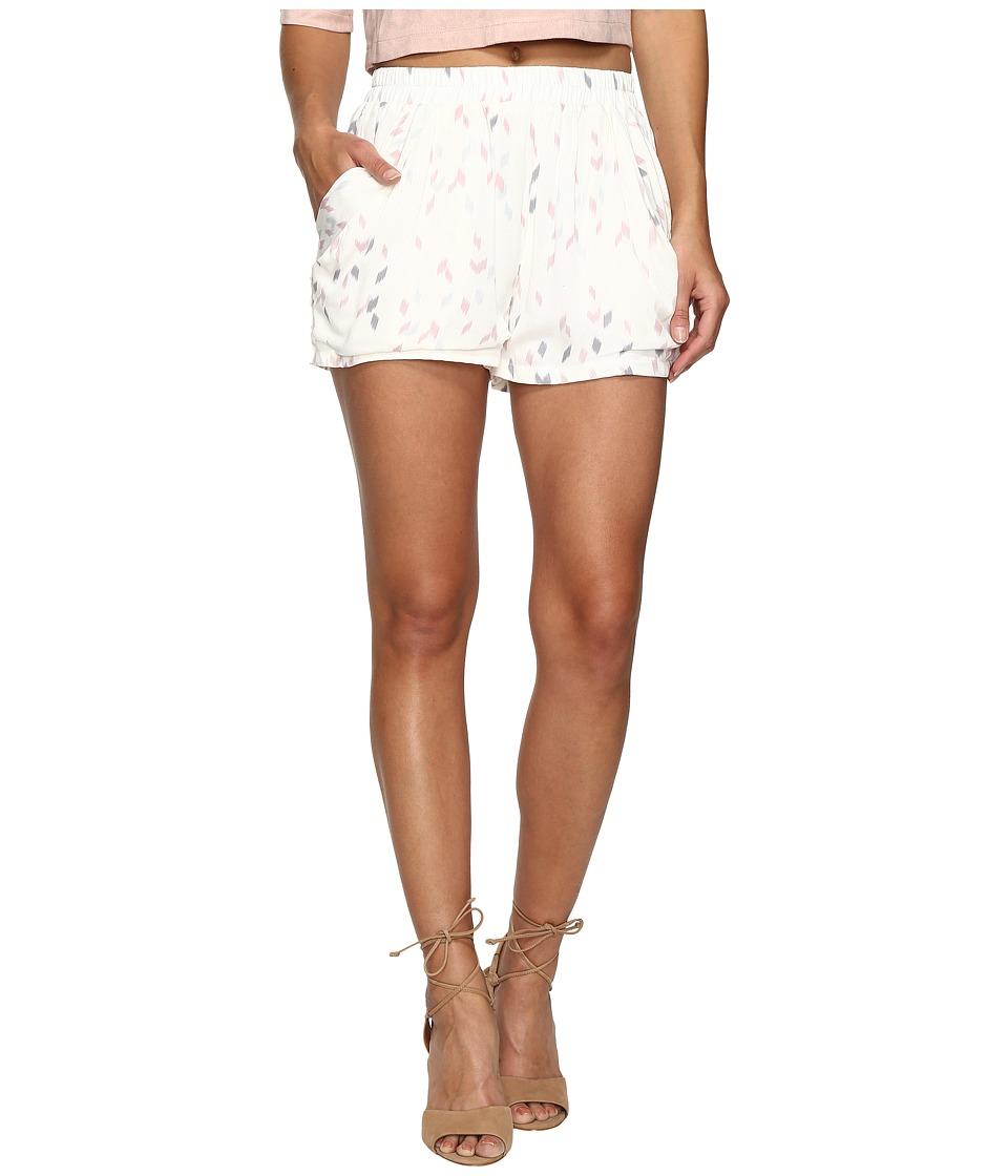 Bishop + Young - Drapey Shorts (Print) Women's Shorts