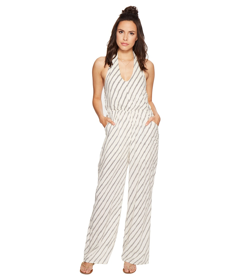 Bishop + Young - Halter Romper (Print) Women's Jumpsuit & Rompers One Piece