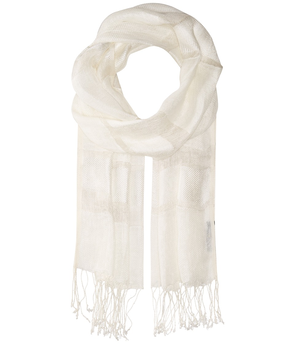 LAUREN Ralph Lauren - Norah Wrap (White) Scarves