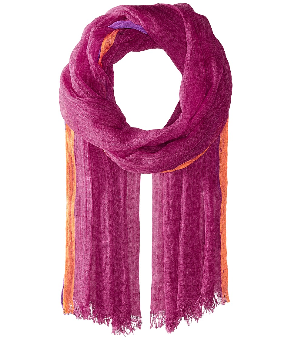 LAUREN Ralph Lauren - Marina Wrap (Bold Pink) Scarves