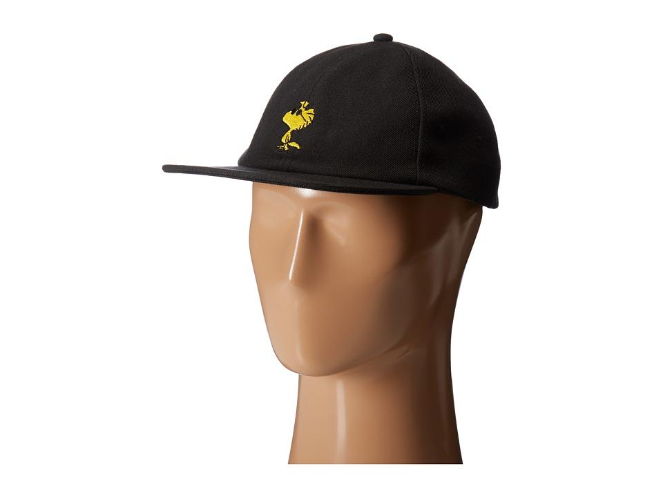 Vans - Vans X Peanuts Jockey (Black) Caps