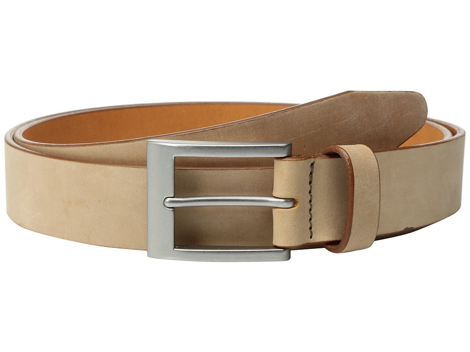 Allen Edmonds - Crestwood Ave (Tan) Men's Belts