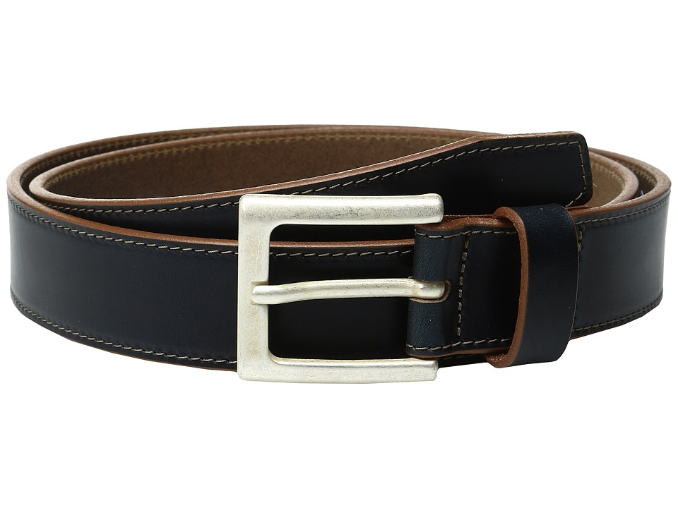 Allen Edmonds - Prospect Ave (Navy) Men's Belts