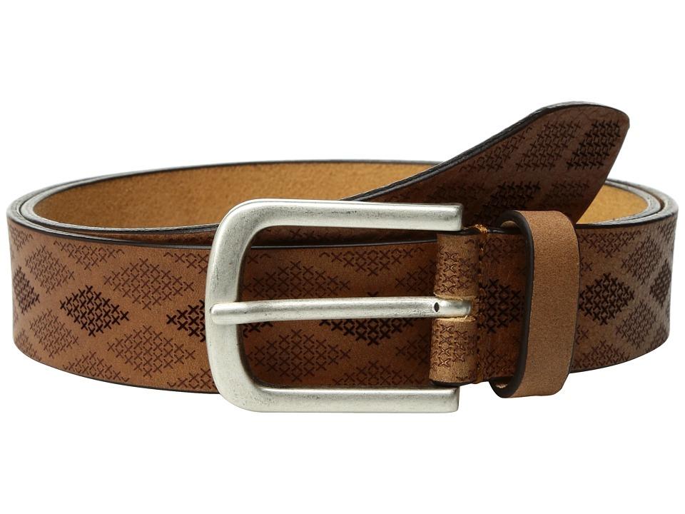 Image of Allen Edmonds - Argyle Ave (Tan) Men's Belts