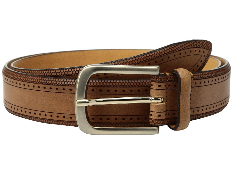 Allen Edmonds - Montclaire Ave (Walnut) Men's Belts