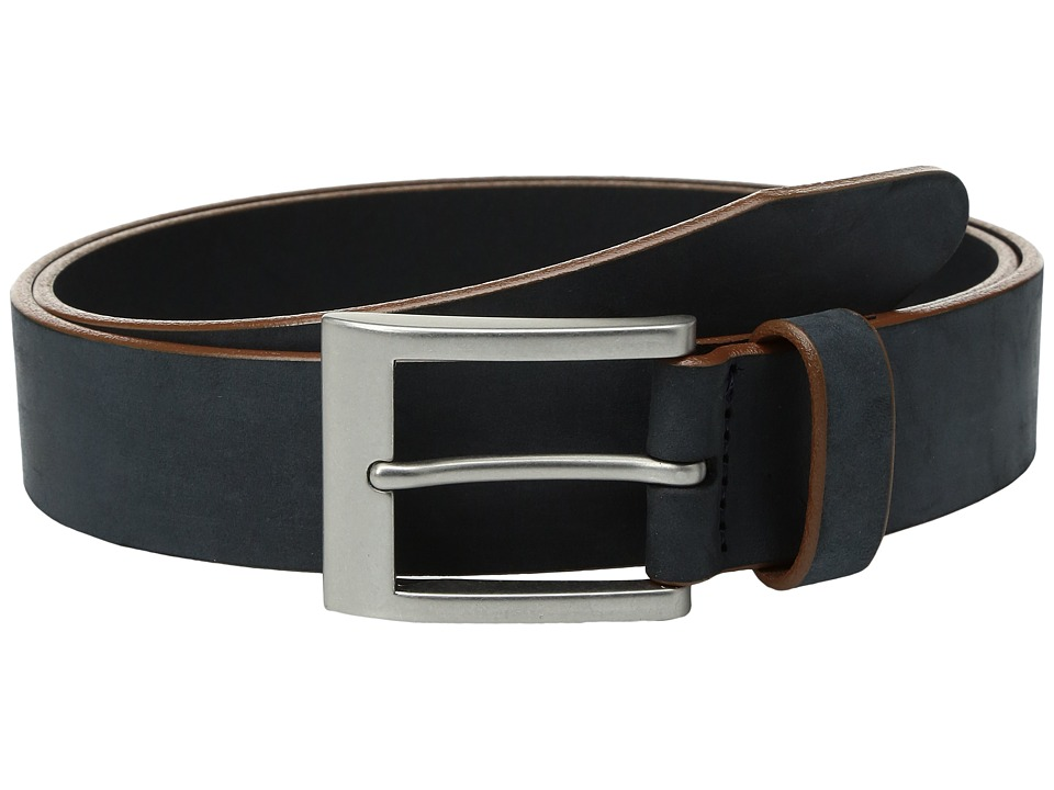 Allen Edmonds Crestwood Ave (Charcoal) Men's Belts