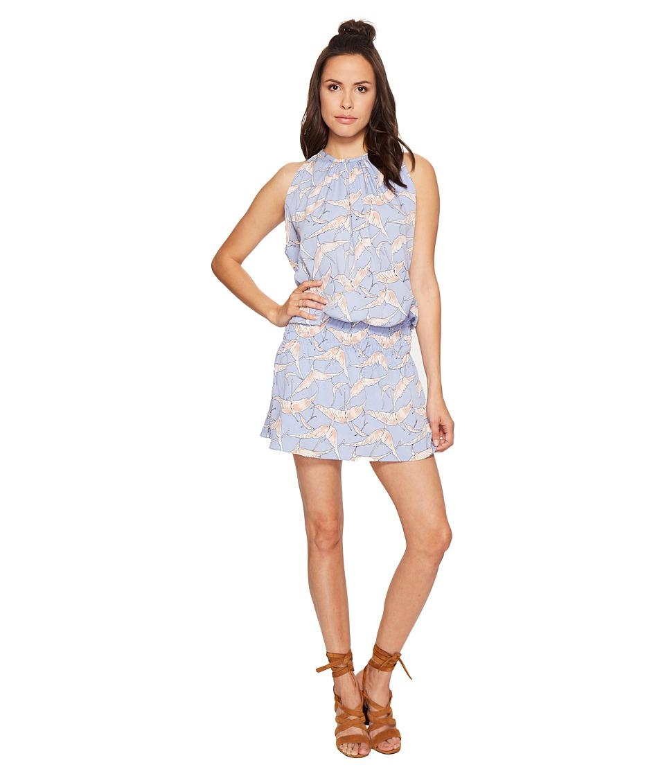 Bishop + Young - Laguna Smocked Dress (Laguna Print) Women's Dress