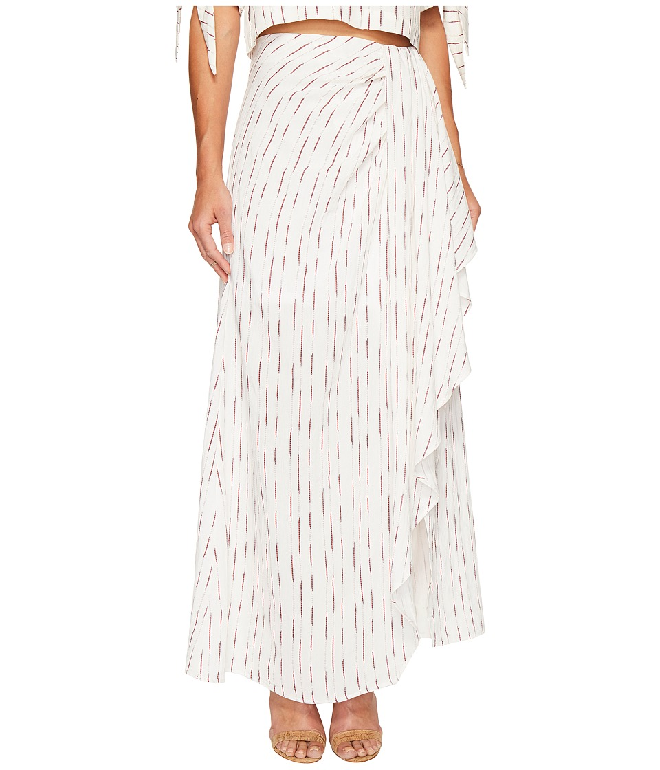 Bishop + Young - Havana Maxi Skirt (Print) Women's Skirt