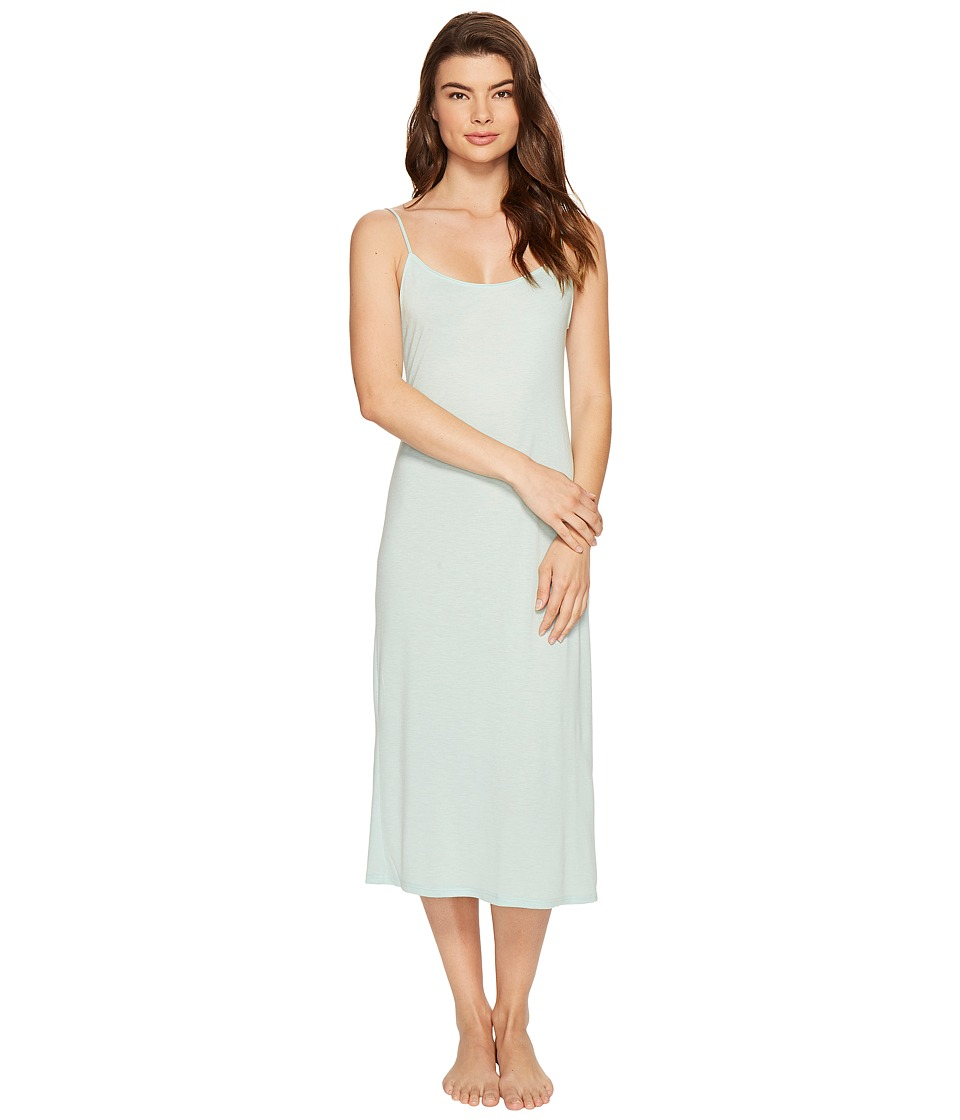 Natori - Shangri-La Gown (Heather Ocean Wave) Women's Pajama