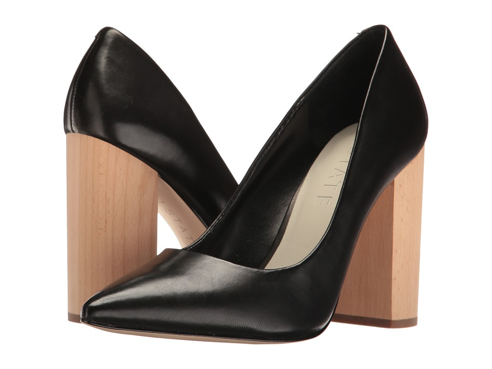 1.STATE - Valencia (Black) High Heels