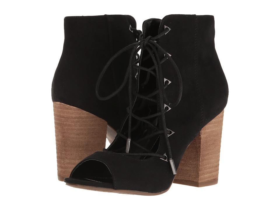 CARLOS by Carlos Santana - Janae (Black) Women's Shoes