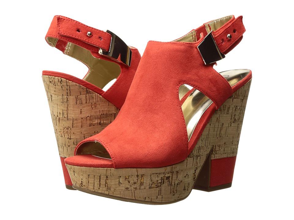 CARLOS by Carlos Santana - Bristol (Paprika) Women's Shoes