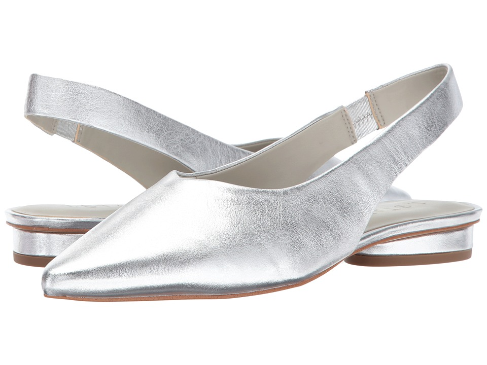 1.STATE - Cace (Bright Silver) Women's Shoes