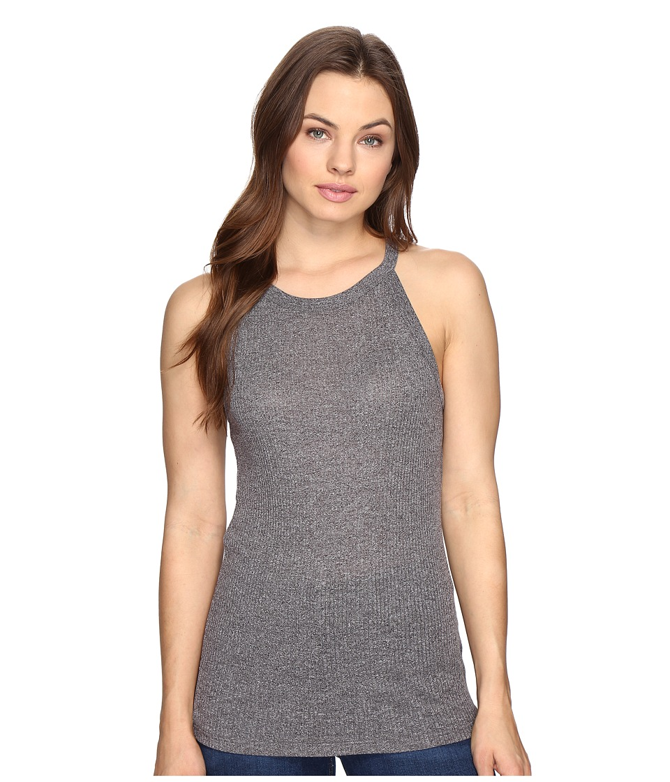 Obey - Barbados Tank Top (Heather Grey) Women's Sleeveless