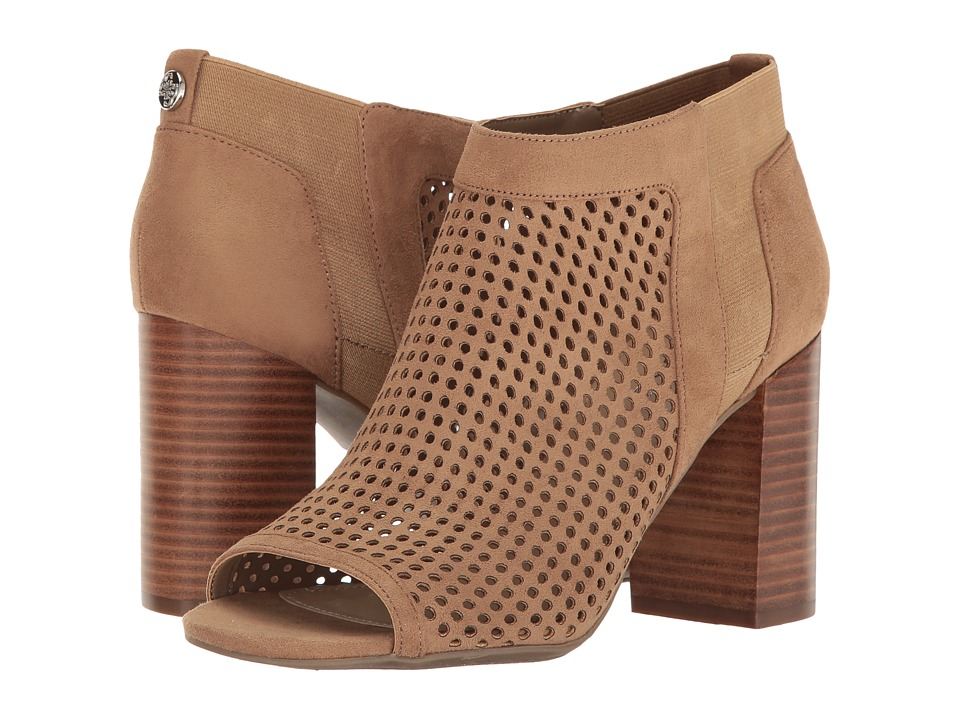 GUESS Olysa Taupe Womens Shoes
