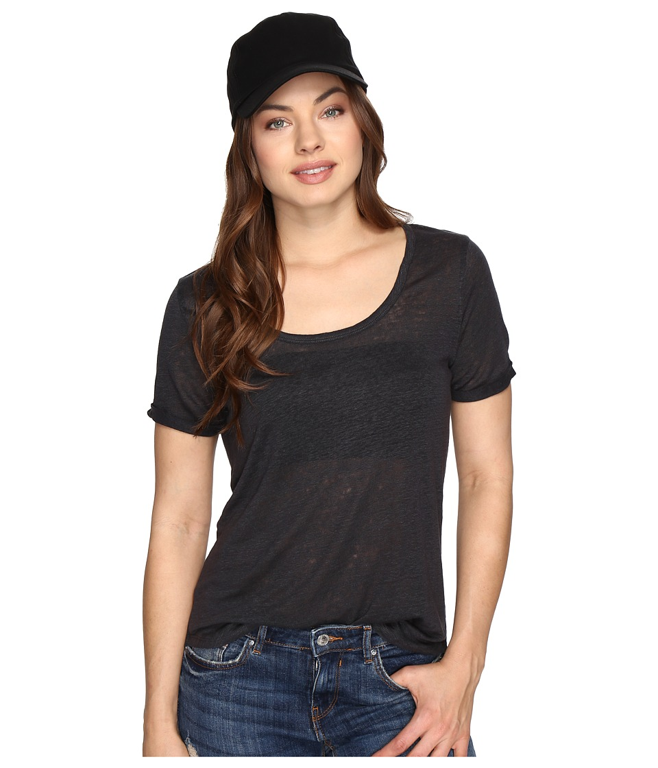 Obey - Safeside Shirt (Black) Women's Clothing