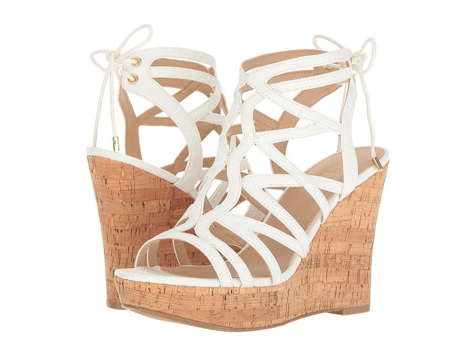 GUESS - Huyana (White) Women's Shoes