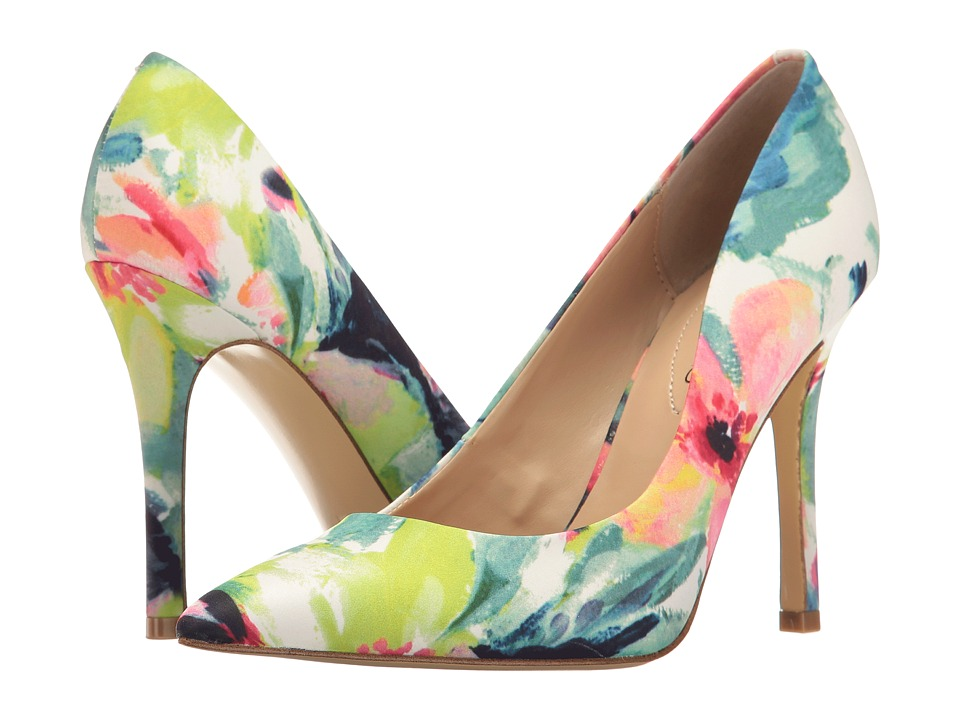 GUESS - Eloy (Yellow Multi) High Heels