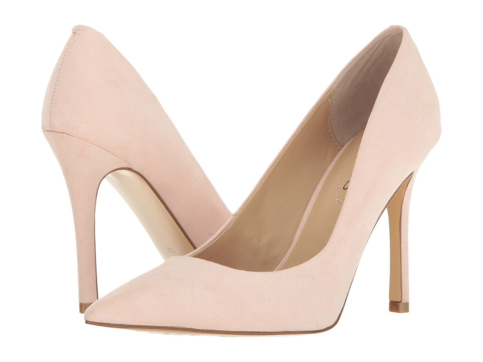 GUESS - Eloy (Silver/Pink) High Heels