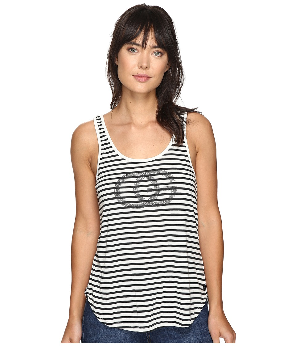 Obey - Dazed Tank Top (Multi) Women's Sleeveless